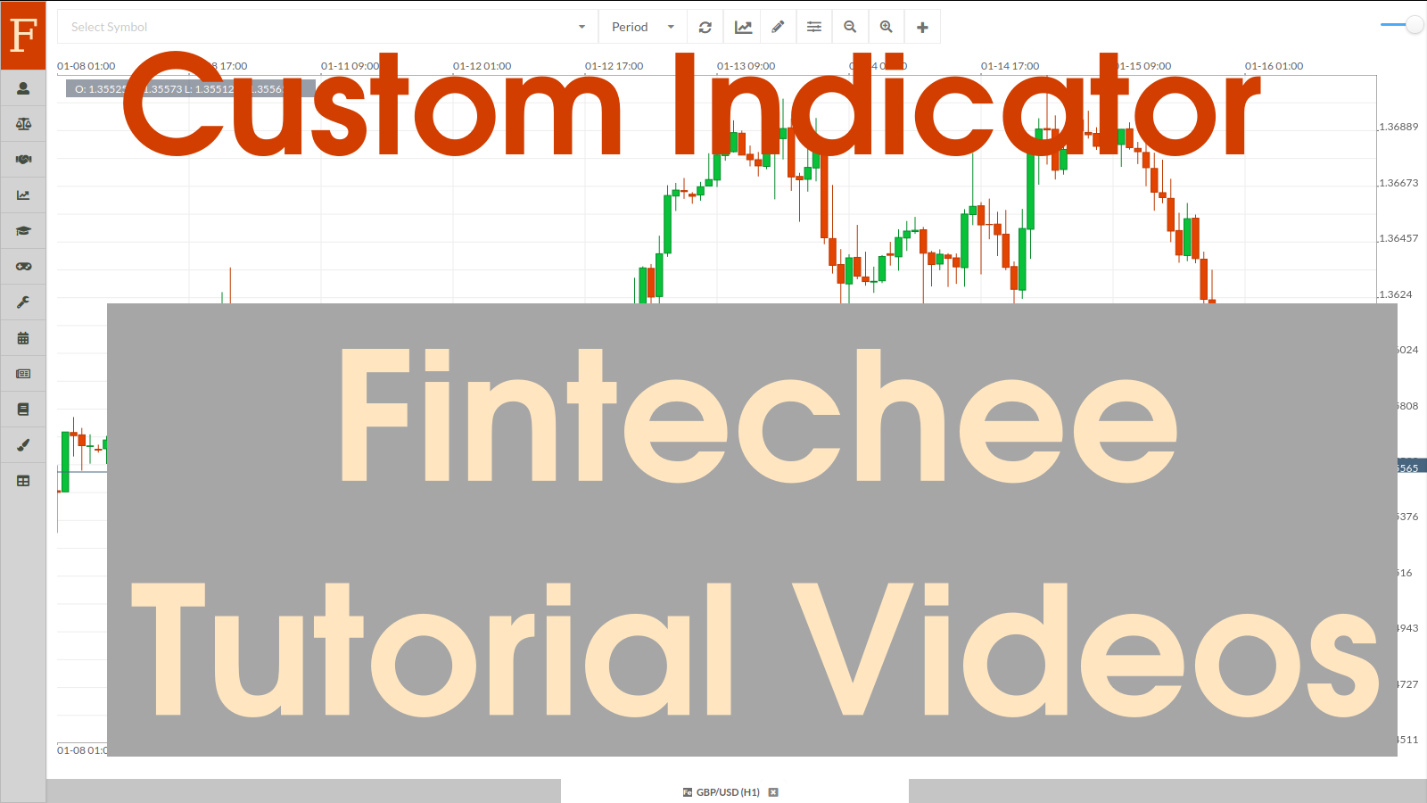 Custom Indicator, Custom Forex Indicators are the topics of this tutorial for Forex trading. Let's learn custom indicator